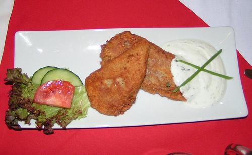 Блюдо Болгарской кухни — Чушка Бюрек