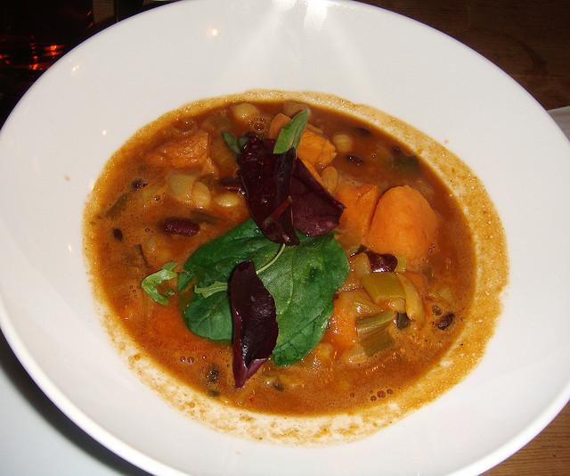 Болгарский суп из фасоли — боб яхния
