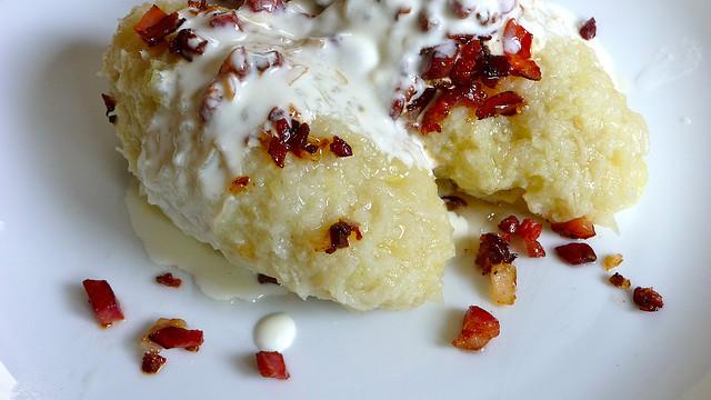 Литовское блюдо — Цеппеллины
