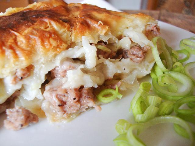 Болгарский пирог — Баница