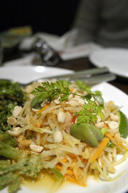 Тайское блюдо — сом там