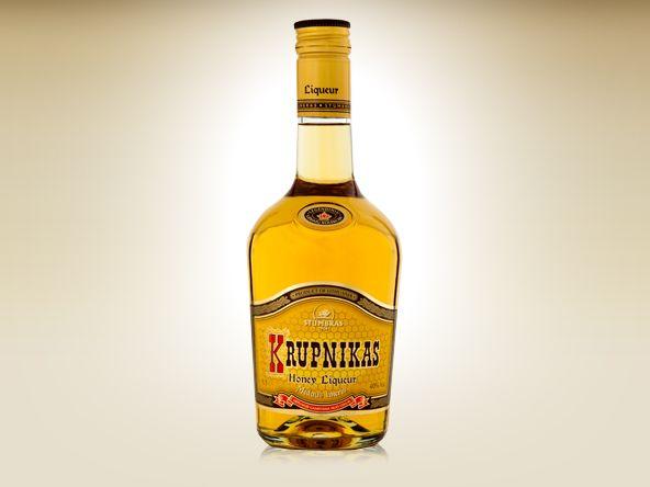 Старинный литовский медовый ликёр — Krupnikas