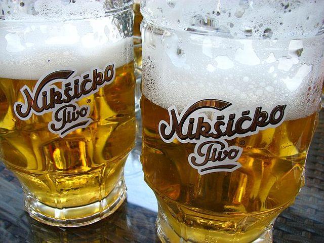 Черногорское пиво — Никшичко