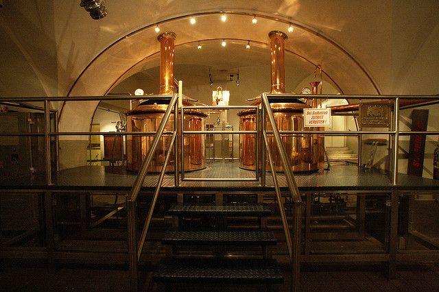 Австрийский музей пива — Stiegl Brauwelt