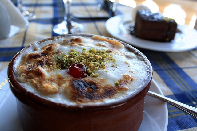 Египетские десерт - Умм-али