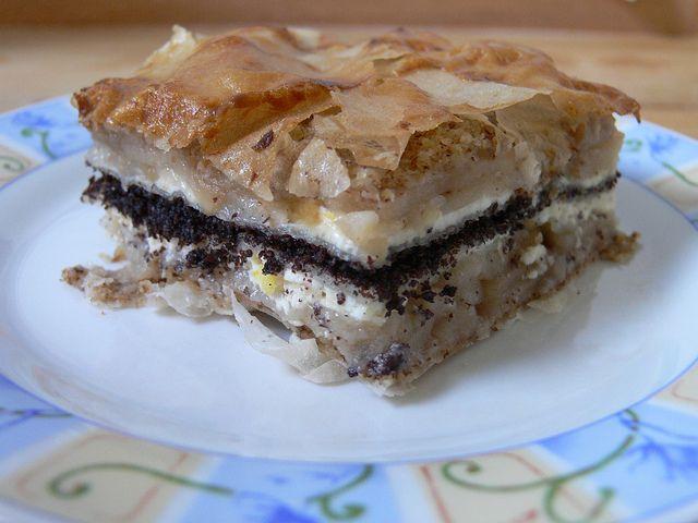 Хорватский пирог — Миджмурска гибаница (Međimurska gibanica)