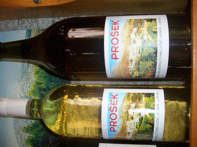 Хорватское сладкое вино — Прошек