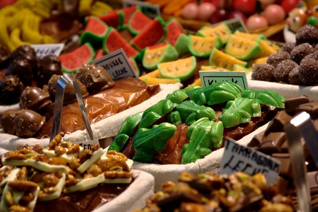 Испанские десерты