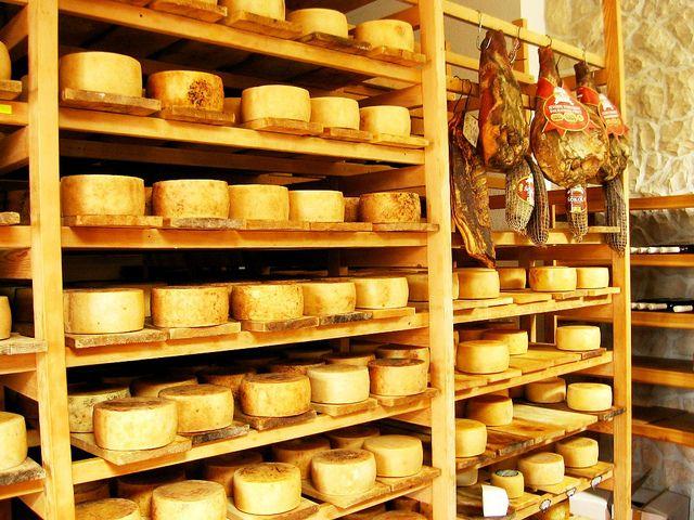 Хорватский сыр — Пажский (Paški sir)