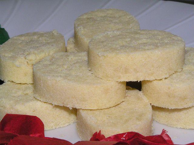 Испанское печенье — Полворон (polvoron)