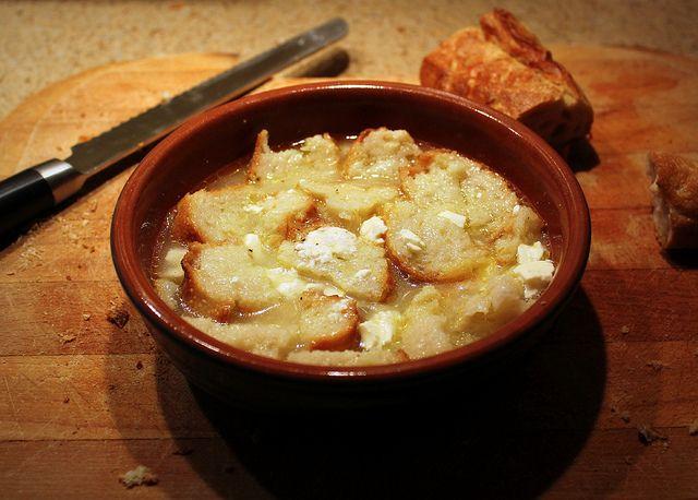 Черногорское блюдо — Попара