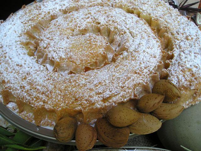 Хорватский десерт — Рабский торт (Rapska torta)