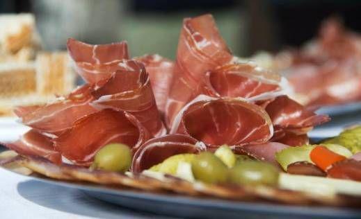 Черногорское блюдо — Негушский пршут