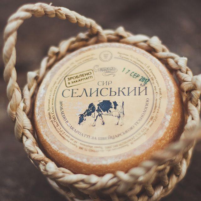 Сыр — Селиська сироварня
