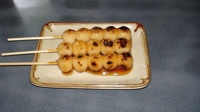 Японский десерт — Моти