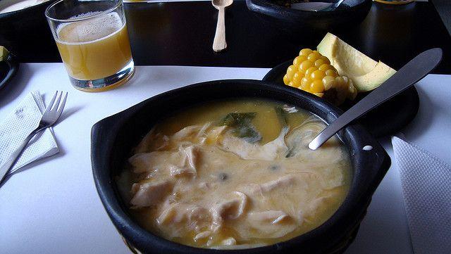 Кубинский суп — Ахиако (Ajiaco)