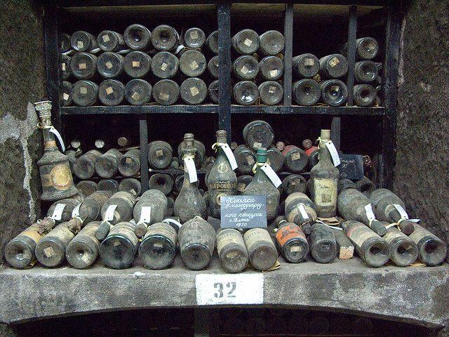 Массандровская коллекция вин