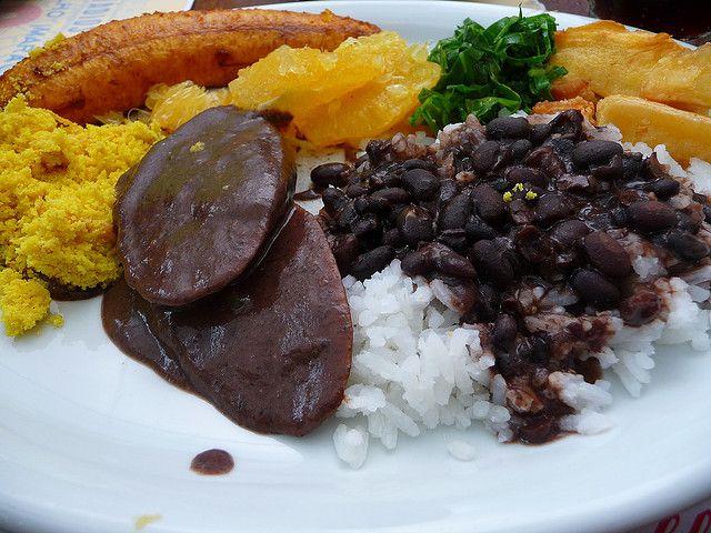 Португальское блюдо — Фейжоада (feijoada)