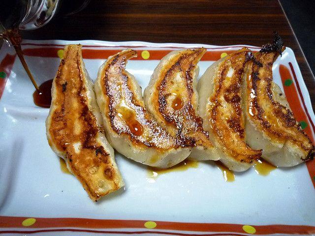 Японское блюдо — Гёдза