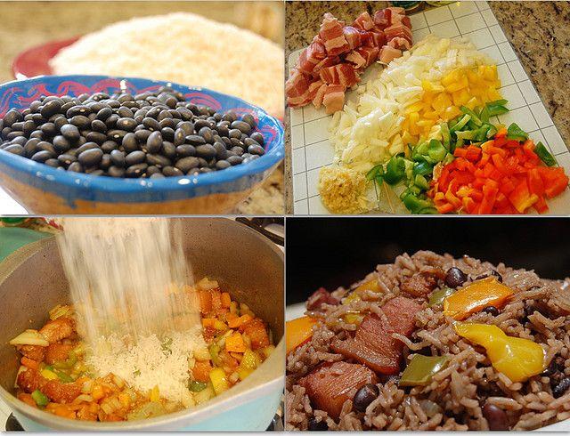 Кубинское блюдо - Конгри (Congri)