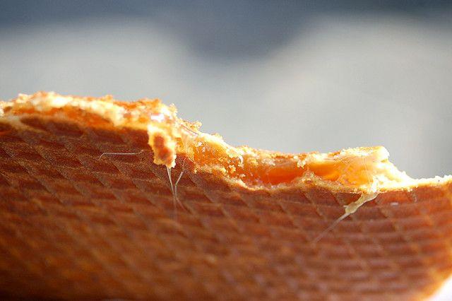 Голландские вафли —Струпвафелс (stroopwafels)