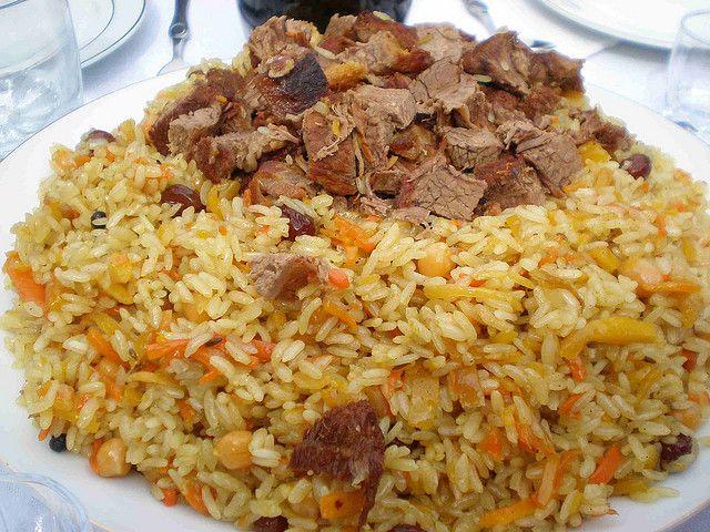 Кухня крымских татар рецепты