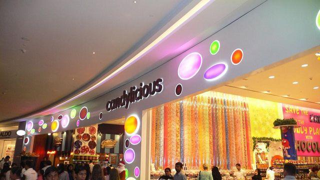 Магазин Candylicious