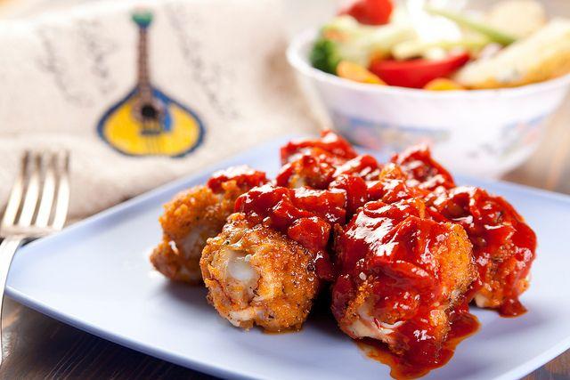 Португальское блюдо — курица пири-пири (Frango piri piri)