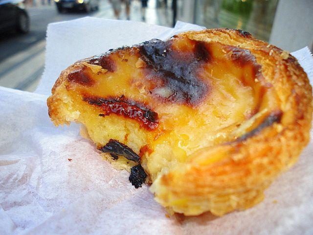Португальское пирожное — Паштел де Белен (Pastel de Belém)