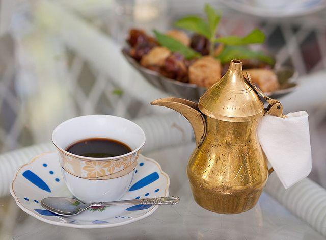 Арабский кофе