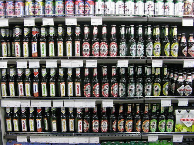 Безалкогольное пиво в ОАЭ