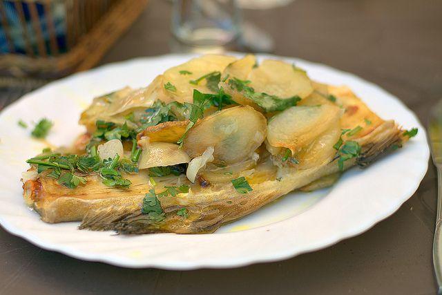 Португальское блюдо — бакаляу