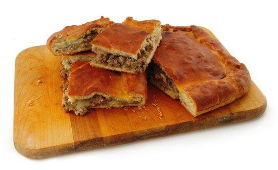Крымское блюдо — кубете