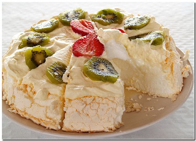 Торт павлова фото рецепт