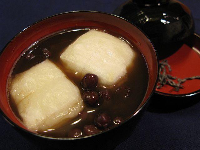 Японский десерт — сируко