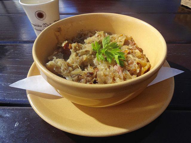 Польское национальное блюдо — Бигос (Bigos)