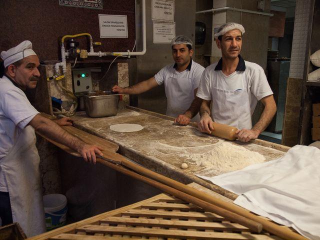 Кухня турецкого общепита