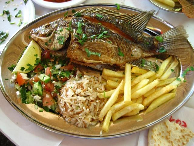 Рыба Святого Петра — Тилапия