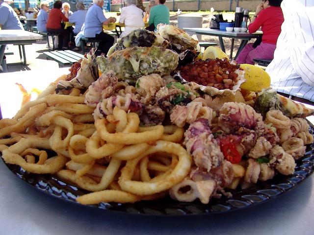 Австралийские морепродукты
