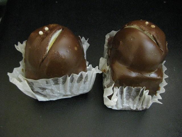 Австралийский десерт — кекс-лягушка