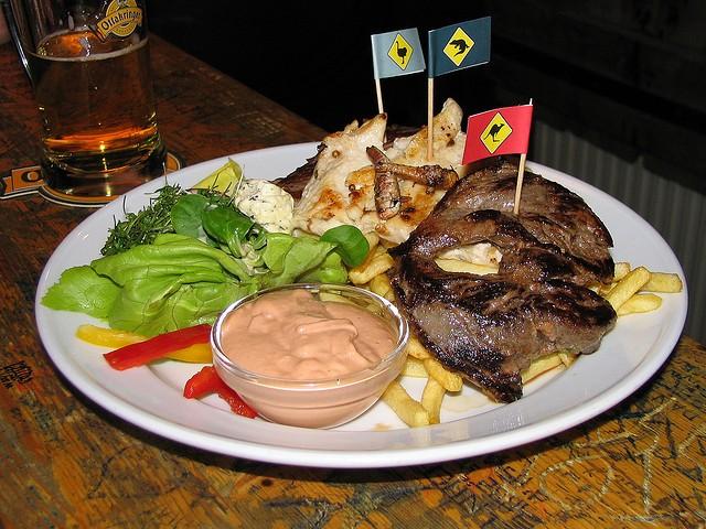 Австралийское мясо