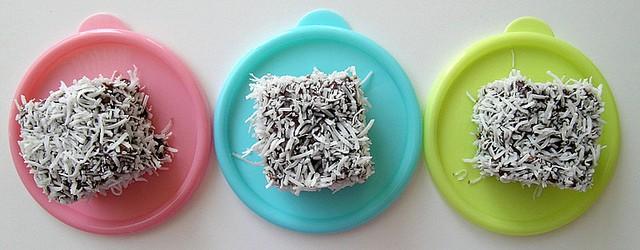 Австралийский десерт — ламингтон