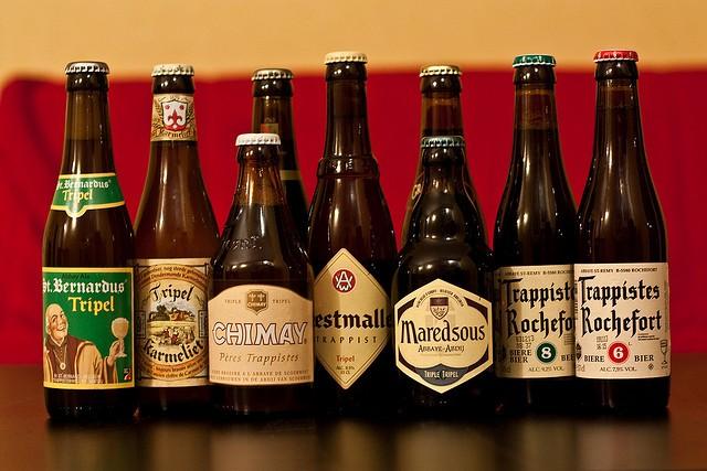 Бельгийские сорта пива