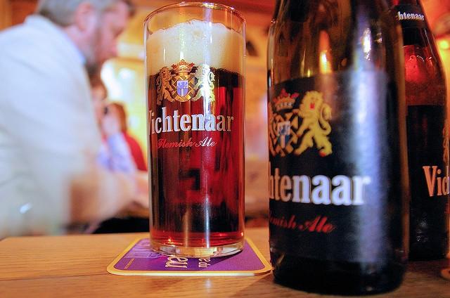 Бельгийский красный эль