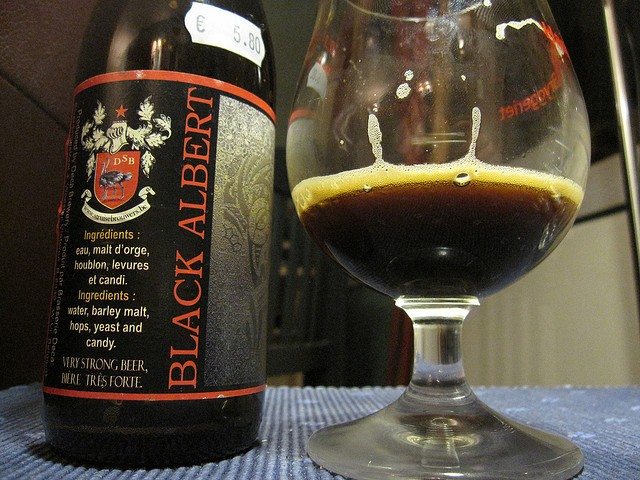 Бельгийское пиво — Стаут (Stout)