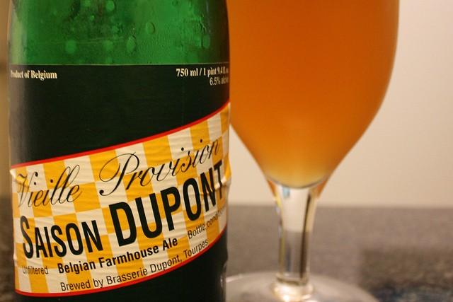 Бельгийское сезонное пиво — Saison