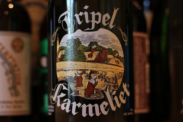 Бельгийское тройное пиво — Tripel Karmeliet