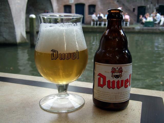 Бельгийский эль — Дювель (Duvel)