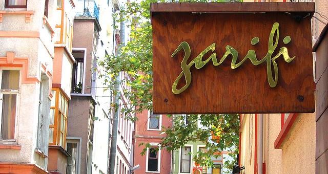 Ресторан Zarifi