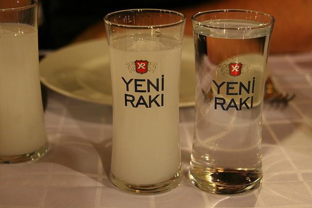 Турецкая раки